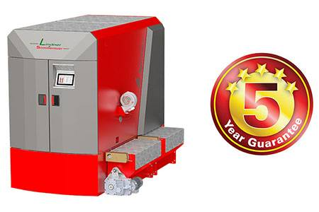 Biomass boiler installations guaranteed for 5 years