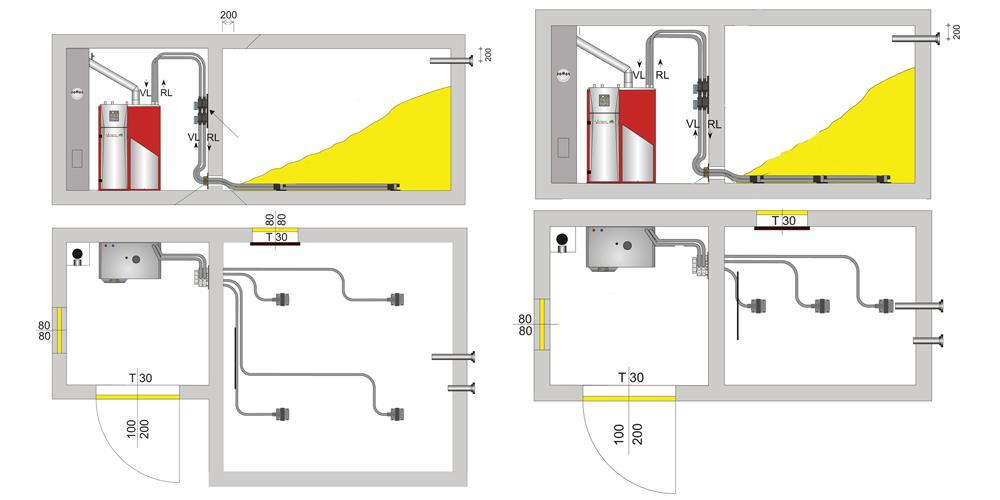 SL 50/150 Biomass Boiler - Rainbow Heat and Power
