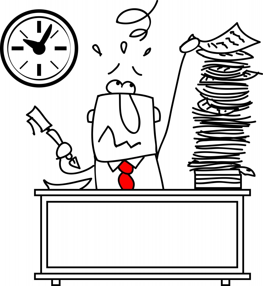 Too much paperwork? Leave it with us!